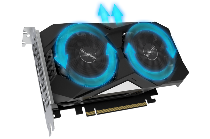 Gráfica Gigabyte Nvidia Geforce RTX 2070 Super Gaming OC 8GB
